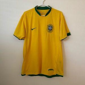 Brazil Soccer Jersey